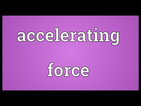 Header of Accelerating Force