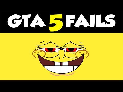 GTA 5 FAILS & WINS #5 // (GTA V Funny Moments & Win Compilation)