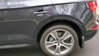2019 Audi Q5 Trailor Hitch