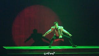 윤호, 190310 Maximum, Keep Your Head Down, Rising Sun (유노윤호, Yunho, ユンホ)