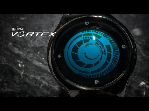 Watch Design, Kisai Vortex Touch Screen Watch from Tokyoflash Japan