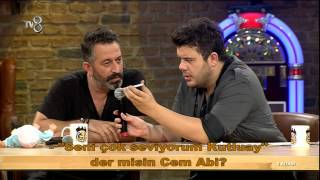 CEM YILMAZ TV8 3 ADAM HD KALİTE
