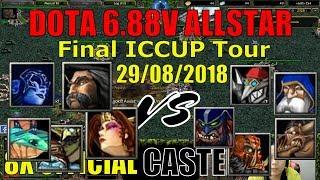 Dota WTF Chung kết Tour ICCUP