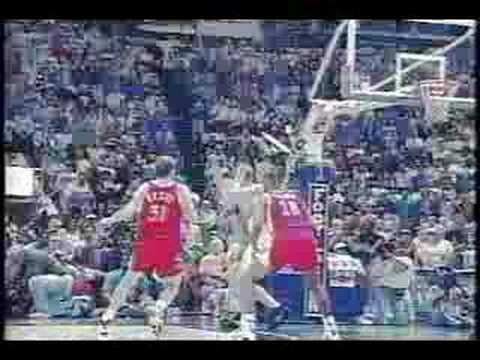 Pacers-Hawks 1994 Eastern Conf. Semis - Game 6