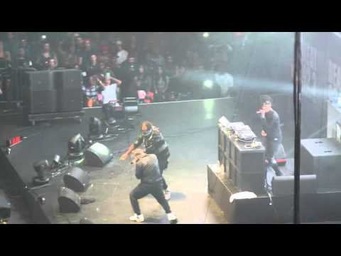 Future brings out Drake at Real Show 92.3 to perform Energy live djblazeone323