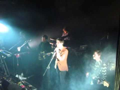 Efterklang - Hollow Mountain (live @ Bowery Ballroom)