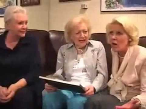 B&B FUNNY INTERVIEW Stephanie Susan Flannery Betty White Ann Alley Mills Pam Bold Beautiful 5-15-13