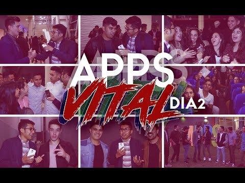 APPS VITAL-Tijuana 2017 ft. Kike Pavón/Juan De Montreal (Día 2)