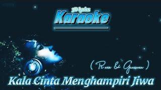 Download lagu Karaoke Kala Cinta Menghampiri Jiwa - Rara & Gunawan (3Dlyrics)