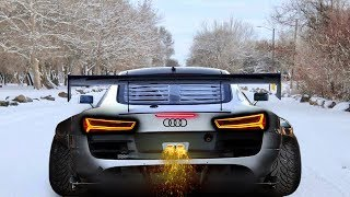 Driving WILD on SNOW **$4.000.000 UNBELIEVABLE**