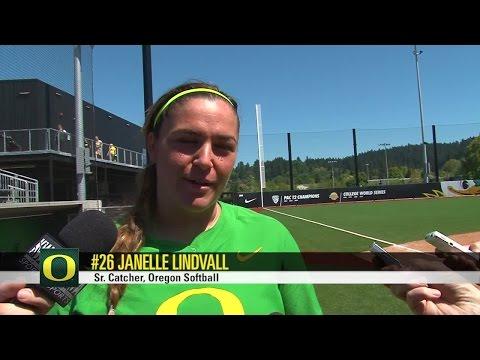 Janelle Lindvall Post Game Vs. Arizona 5-1