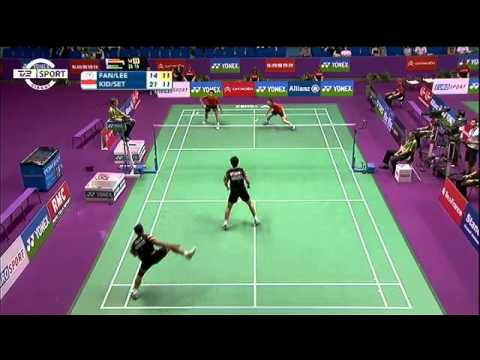 Badminton - Fastest sport in the WORLD!