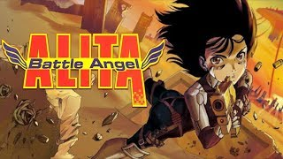 Battle Angel Alita     Anime Trailer 1993