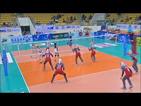 JI AMAZING | 6th Asian Women's Volleyball Cup 2018