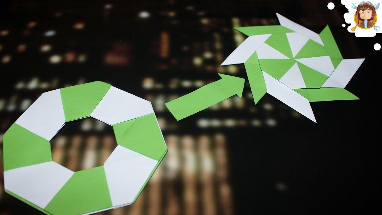 Como fazer uma estrela ninja de papel com 8 pontas que se for Que se necesita para criar tilapias