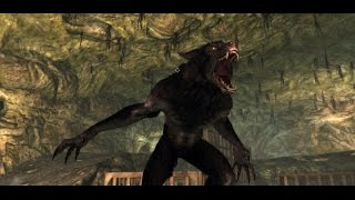 Skyrim: how to become a werewolf - (skyrim werewolf)