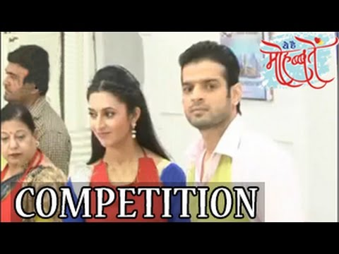 Yeh Hai Mohabbatein 26th July 2014 Full Episode| Raman & Ishita's Cooking Competition video