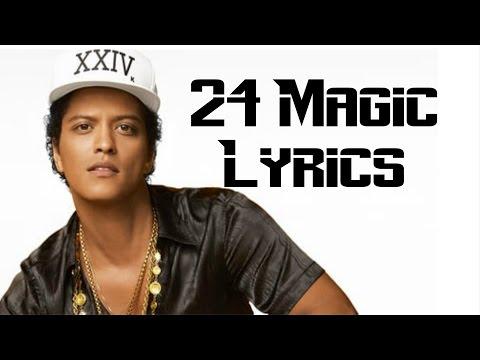 Bruno Mars - 24 Karat Magic Full Song With Lyrics.
