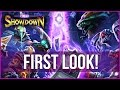 FORCED SHOWDOWN Episode 0 First Look mp3