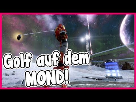 GOLF AUF DEM MOND! - Winning Putt mit Clym | Earliboy