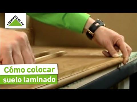Cómo colocar suelo laminado - Parte II · LEROY MERLIN