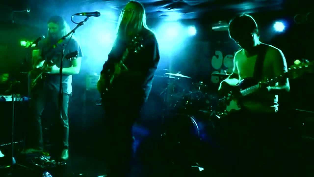 "JetBlack performing their song ""Absinthe"" at Rock Bar Monttu, Pori Finland. 30th of January 2015. JetBlack is: M.Nummelin - guitar, lead vocals J.Sandberg - ..."