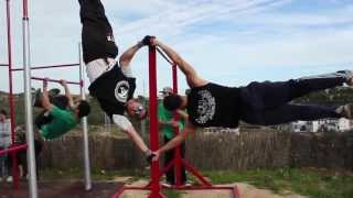 SPARTANS BARZ STREET WORKOUT & CALISTHENICS-Motivational video
