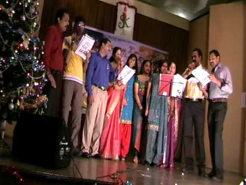 NON-STOP CHRISTMAS CAROL SONG BY SKCA CHOIR