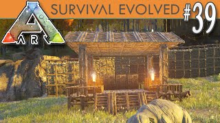 ARK: Survival Evolved - Farm Prep & Fertilizer! E39