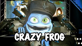 Клип Crazy Frog - Safety Dance