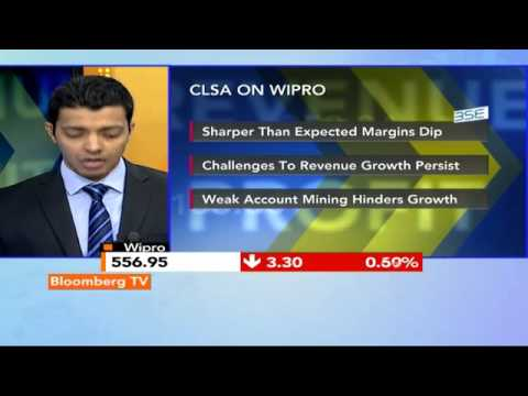Market Pulse: Wipro Still Weak Post Q2 Earnings
