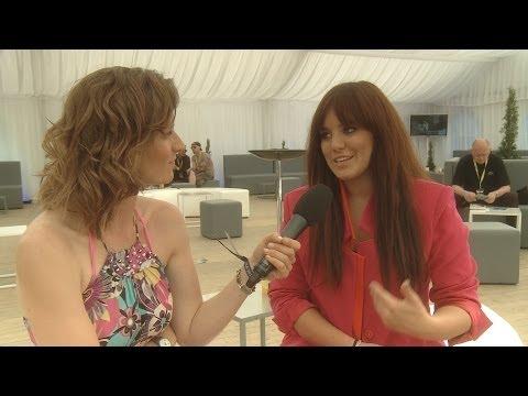 Szczera rozmowa z Ewą Farną podczas festiwalu w Opolu.