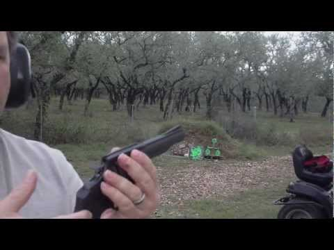 Shooting the Rock Island Armory 38 Special Revolver