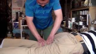 Full body chiropractic adjustment (filmed by the best CHIRO ever!)