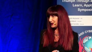 Shara Evans | From SciFi to Reality: Emerging Technologies — New Attack Vectors for Cyber Criminals?