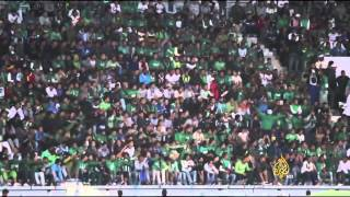 ظاهرة شغب جماهير كرة القدم بالمغرب