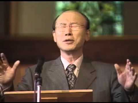 Dr Cho Yonggi: London Church Growth Seminar
