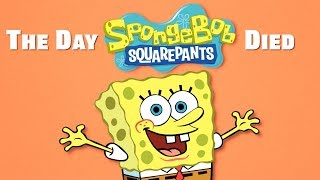 The Day SpongeBob SquarePants Died