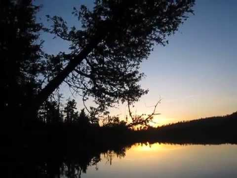 Boundary Waters Canoe Area 2013 trip - misc clips