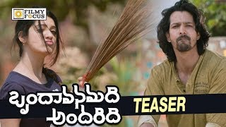 Brindavanamadi Andaridi Movie Official Teaser || Harshvardhan Rane, Richa Panai