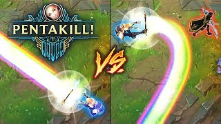 My Lux vs Your Lux