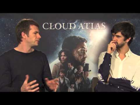 Cloud Atlas Interview: Ben Wishaw und James D'Arcy (deutsch)