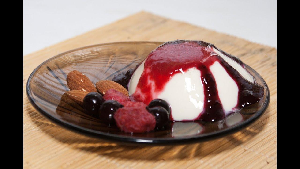 Десерт панакота рецепт с фото пошагово 118