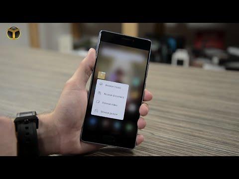 Teknoloji Videoları - Reeder P10S ile 3D Touch Deneyimi