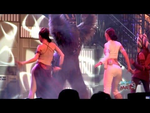 Full Dance-Off With the Star Wars Stars 2013 during Hyperspace Hoopla at Walt Disney World