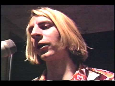 Mudhoney 2 1993 Aloha Tower Hawaii Thurston Moore interviews Mark Arm backstage for Junk.