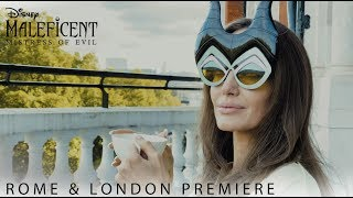 Maleficent: Mistress of Evil | Behind the Horns: Rome & London