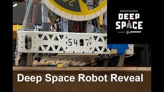 Wolf Pack Robotics 5407 - FIRST Destination Deep Space Robot Reveal