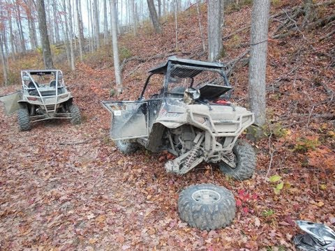 Windrock, TN - RZR XP, RZR S, GoPro