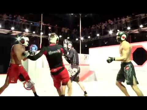 Русская версия MMA-Боев без правил